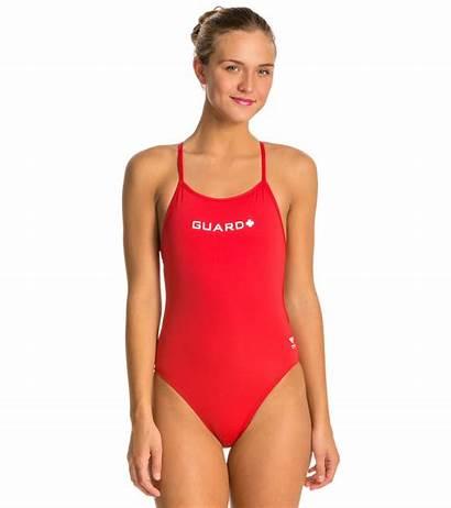 Bikini Lifeguard Piece Swimsuit Swimsuits Swimoutlet Camel