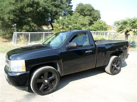 2 door trucks for sell used 2008 chevrolet silverado 1500 lt standard cab