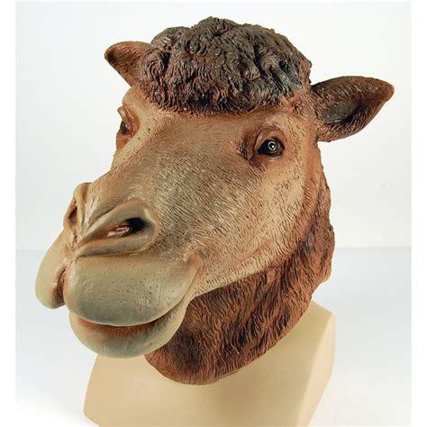 kamel vollkopfmaske