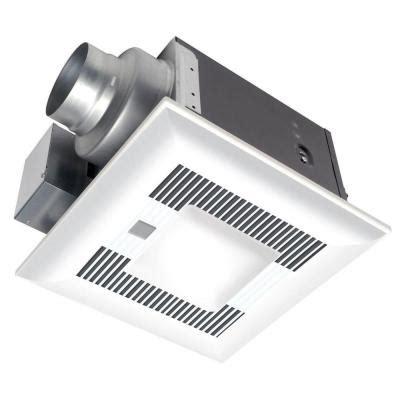 panasonic 110 cfm ceiling humidity and motion sensing
