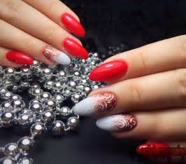 Snowflake nail design ideas polish magazine