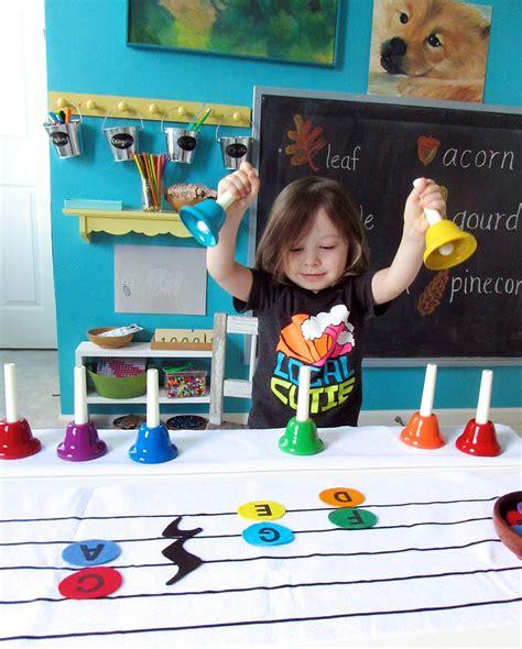 preschool handbells new sew felt musical notes and 814 | IMG 3143