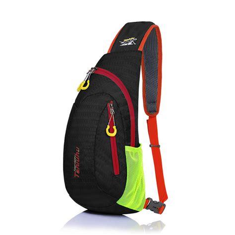 sling bag waterproof chest bag outdoor travel sport shoulder Waterproof