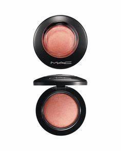 MAC Coygirl Sheertone blush is a dusty mauve pink, it's ...