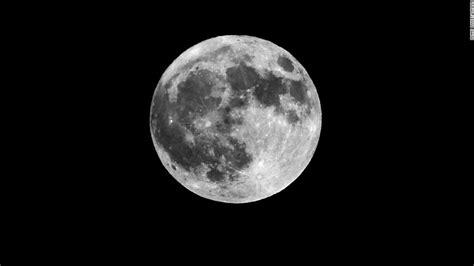 The Last Full Moon Of The Summer Lights Up The Sky Cnn