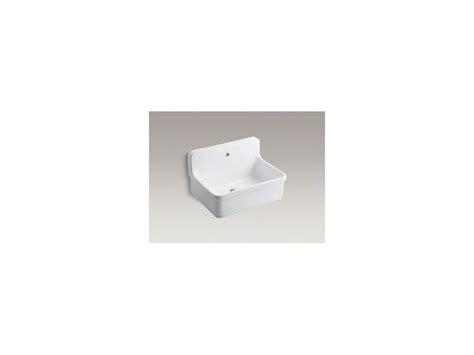 kohler gilford scrub up sink kohler k 12781 0 white gilford scrub up plaster sink with