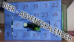 Bier Adventskalender Selber Machen : bier adventskalender schnell einfach selber machen basteln last minute geschenk f r freund diy ~ Frokenaadalensverden.com Haus und Dekorationen