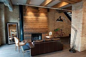 Rustic living room ideas for a cozy organic home