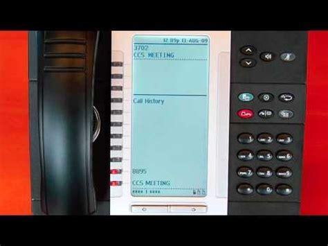 phone set mitel 5330 ip phone set