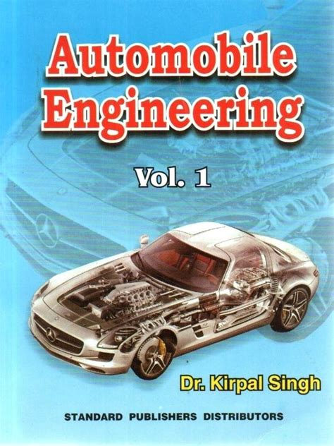 automobile engineering volume   edition buy