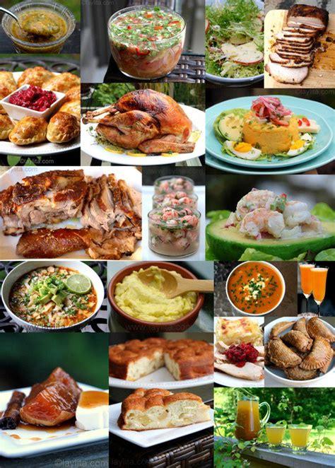 thanksgiving recipe ideas latin inspired thanksgiving recipe ideas laylita s recipes