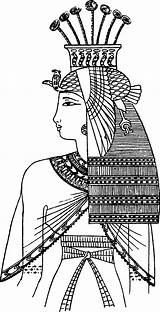 Egyptian Coloring Ancient Egypt Crafts Corset Necklace Adult Template Corset1905 Wikimedia Books Sketch Historia Colouring History Commons Arte Malvorlagen Egipto sketch template