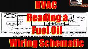 Hvac Reading An Oil Furnace Wiring Schematics