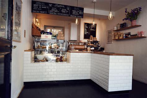 Shop interiors cafe interior bakery design glass kitchen counter design bakery cafe cafe style coffee shops interior cafe bistro. interiour restaurant, take away, gourmet take away, zurich, good to go   Small restaurant design ...
