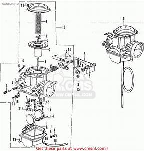 Keihin Vb Carb Diagram