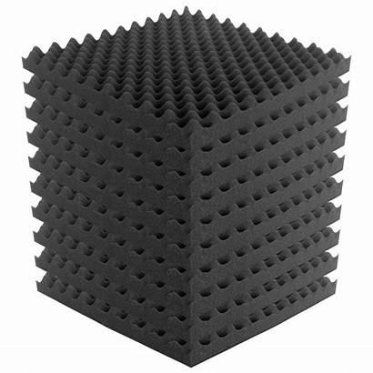 Foam Acoustic Sound Eggshell Panels Treatment Tiles
