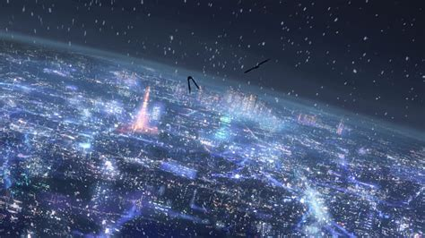 Wallpapers Anime - anime 5 centimeters per second cityscape wallpapers hd