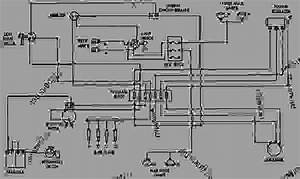Wiring Diagram - Track-type Loader Caterpillar 955k