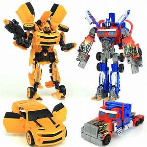 Bumblebee Transformer 4 Robot Mode Toy | www.imgkid.com ...