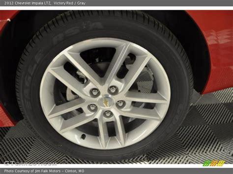 2012 impala ltz wheel photo no 65017324 gtcarlot com