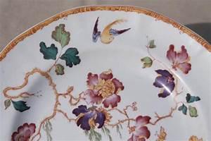 Vintage Devon Rose Wedgwood China Salad Plates Flowers W