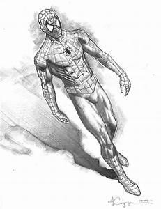 Spider-Man Pencil 3 by ncajayon on DeviantArt