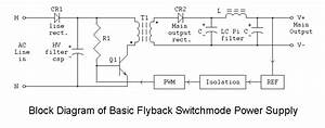 Block Diagram Of Smps And Explain Its Working Pdf