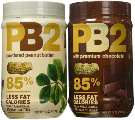 Amazon.com : Bell Plantation PB2 Powdered Peanut Butter
