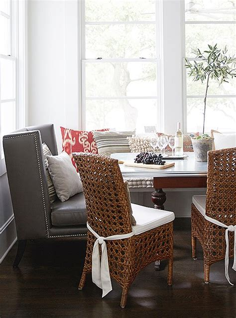 master  mismatched dining chair trend