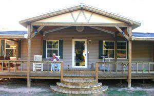 mobile home porches decks guide mobile home repair