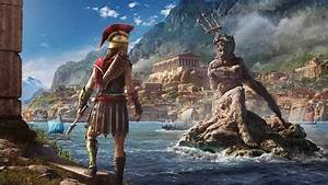 Assassin's Creed Odyssey (PS4) Review - Greek Tragedy