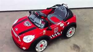 Voiture Electrique Enfant : voiture lectrique enfant mi style mini ~ Nature-et-papiers.com Idées de Décoration