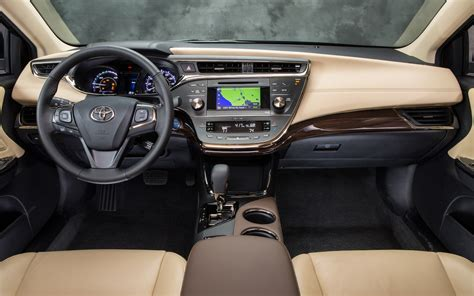 Avalon 2013 Interior by 2013 Toyota Avalon Limited Test Motor Trend