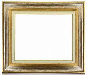 Peinture Argentée Pour Bois : cadre pour photo ou peinture vivienne argent cadre pour photo ou tableau label art ~ Teatrodelosmanantiales.com Idées de Décoration
