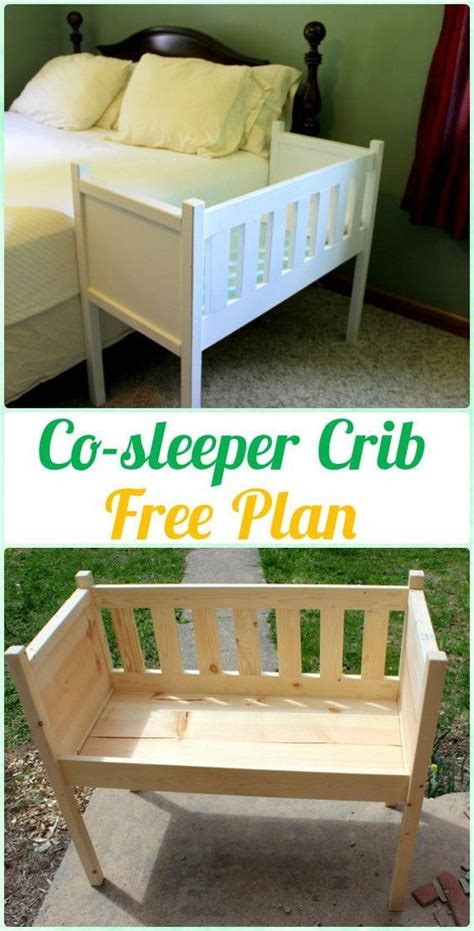 diy baby crib projects  plans instructions baby