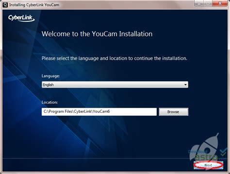 cyberlink youcam telecharger