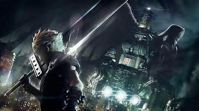 Remake Final Fantasy Ending Games Den