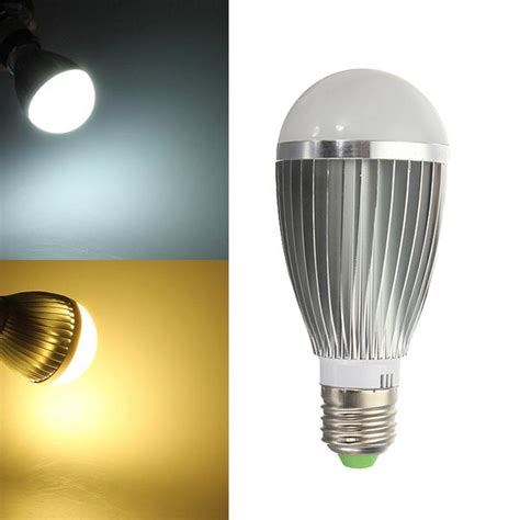 e27 7w led bulb warm white white ac110 240v led globe