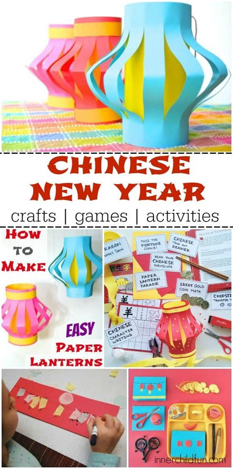 chinese new year games for preschoolers new year 2018 activities for children festival 846