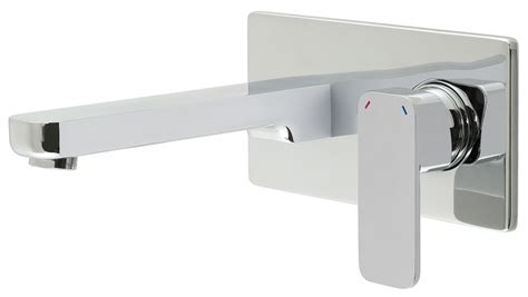 Vado Phase Wall Mounted 2 Hole Basin Mixer Tap   PHA 109S