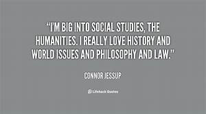 Quotes About Social Studies. QuotesGram