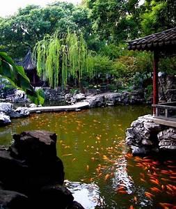 Elegant chinese garden design inspirations for beautiful for Beautiful chinese gardens