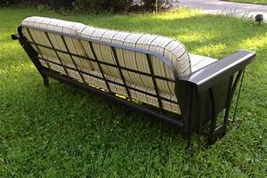 Hometalk Vintage Porch Glider Restoration