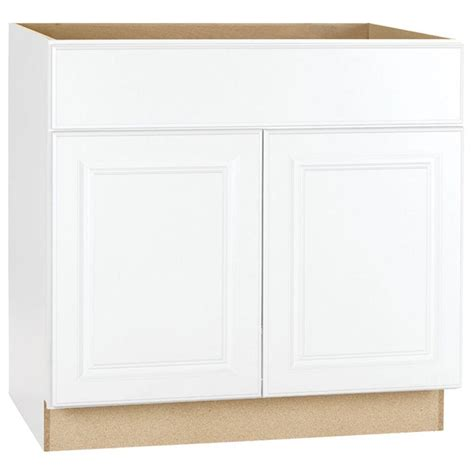 home depot white cabinets hton bay hton assembled 36x34 5x24 in sink base