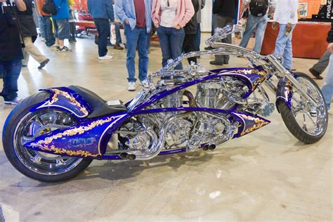 Custom Motorcycle Show Set For 36th All American Get