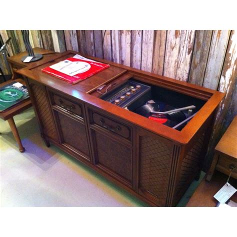Magnavox Record Player Cabinet Astro Sonic by Magnavox Console Stereo With Quot Astro Sonic Quot Sound House