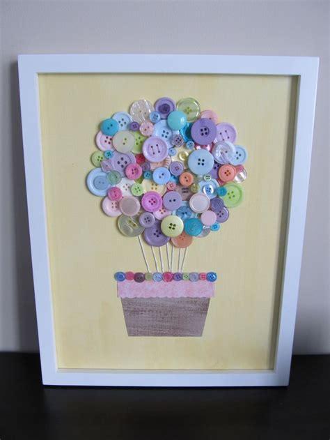tableau montgolfière boutons chambre nora
