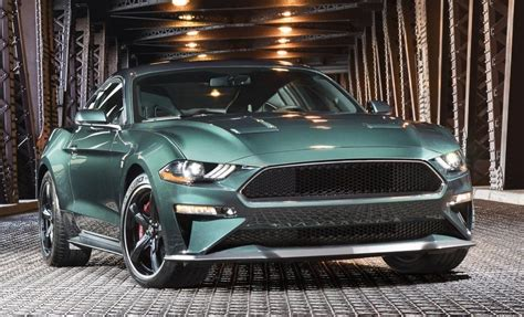 2019 Ford Mustang Bullitt Is An Homage To Mcqueen