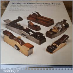 sealed antique woodworking tools  david  russell