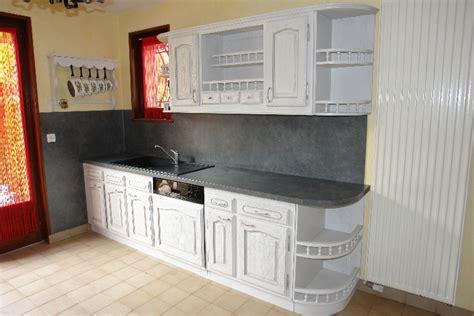 comment renover une cuisine en bois renovation cuisine chene rustique fe95 jornalagora